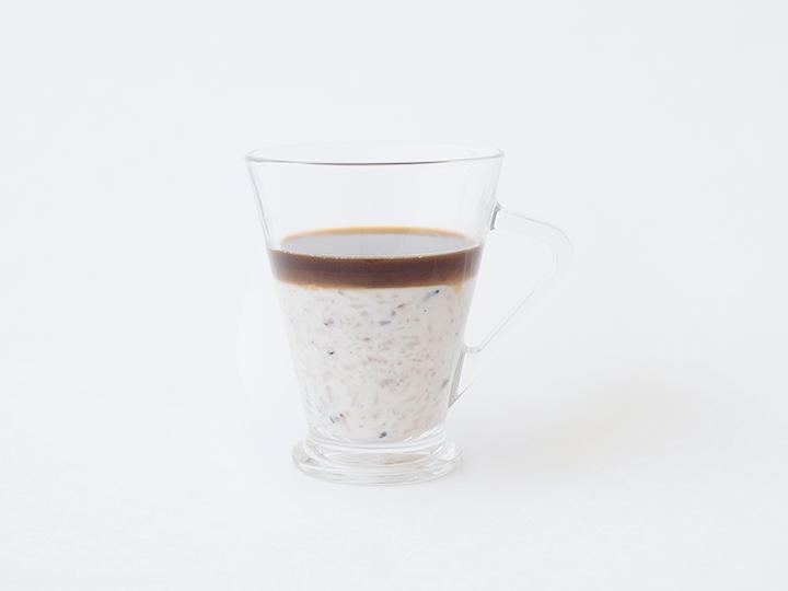 あまざけミルクコーヒー
