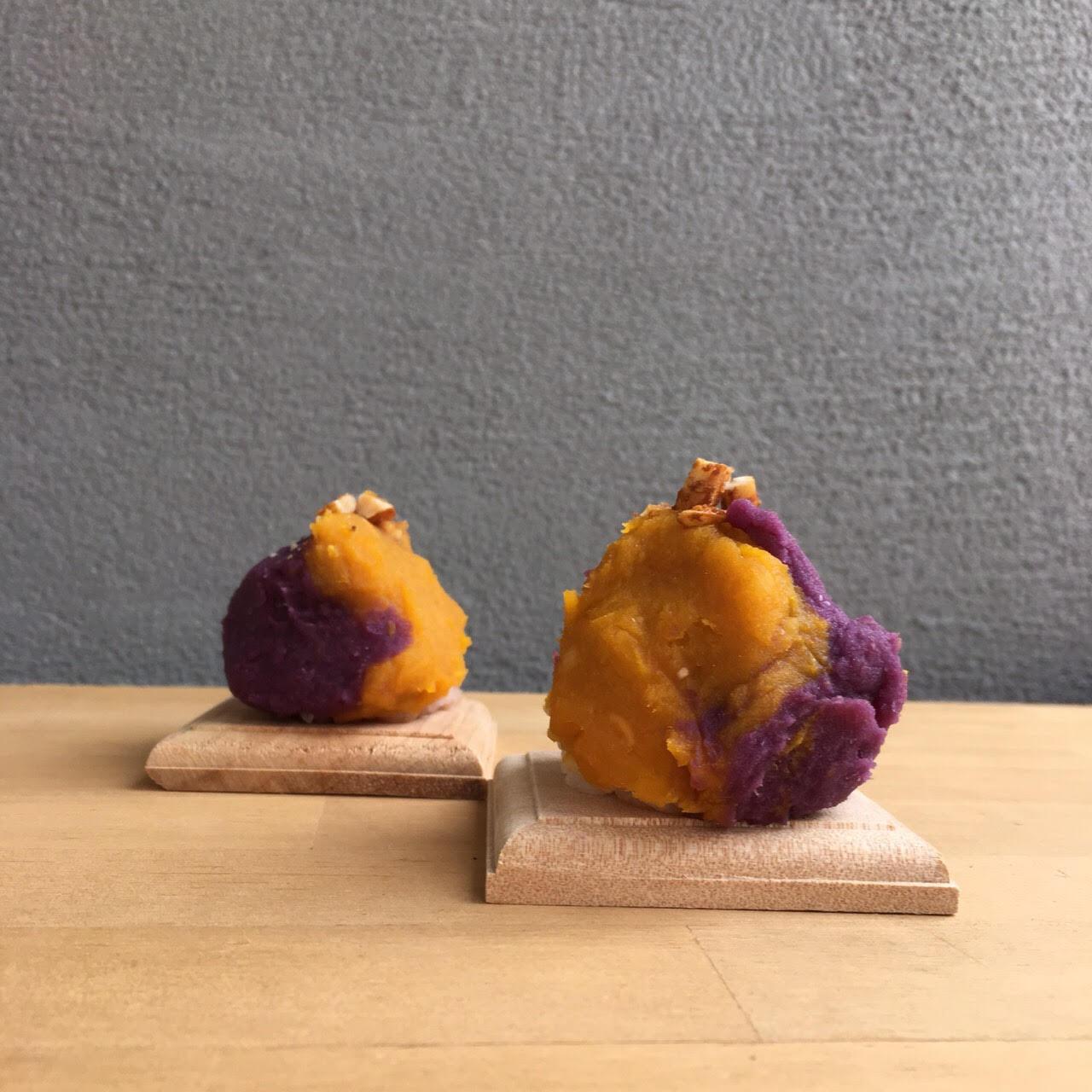 かぼちゃおはぎ1